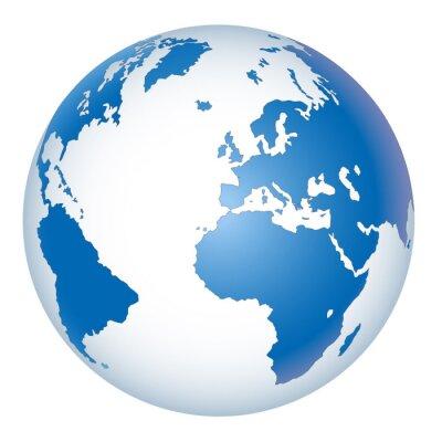 Fototapeta Dünyamız 3