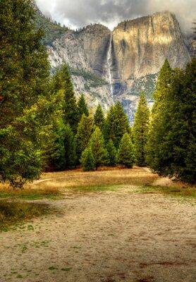 Fototapeta Yosemite Falls