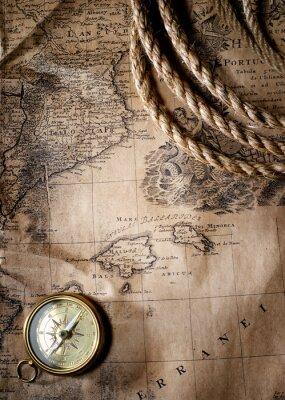 zabytkowych map