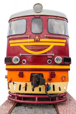 Fototapeta zdjęcia z transportu kolejowego