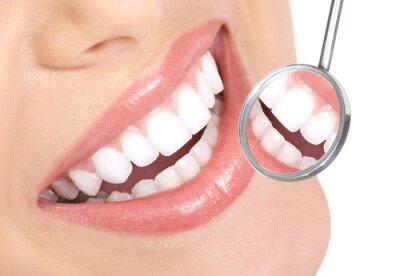 Fototapeta zdrowe zęby