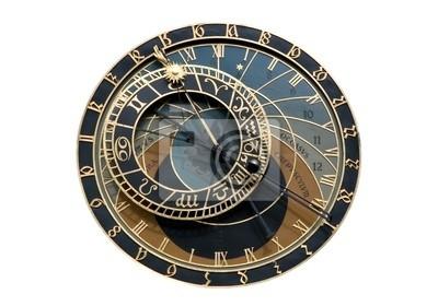Fototapeta Zegar astronomiczny w Pradze