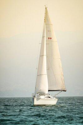 Fototapeta żeglarstwo