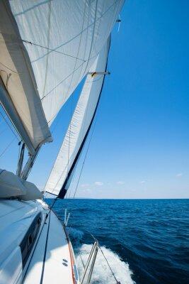 Fototapeta Żeglowanie na Morzu Egejskim
