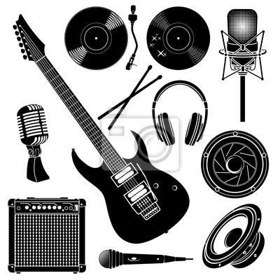Zestaw nagrywania muzyki