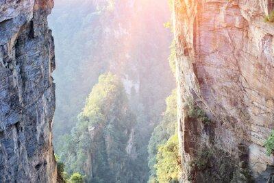 Fototapeta Zhangjiajie National Forest Park