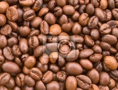 ziarna kawy tekstury