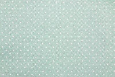 Fototapeta zielone polka dot tkaniny
