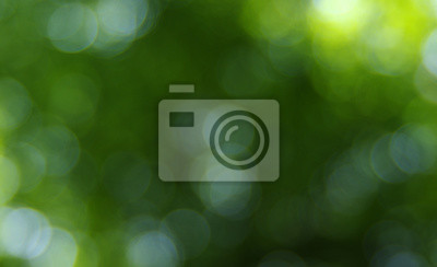 Zielone rozmyte tło