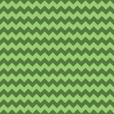 Fototapeta zielony wzór chevron