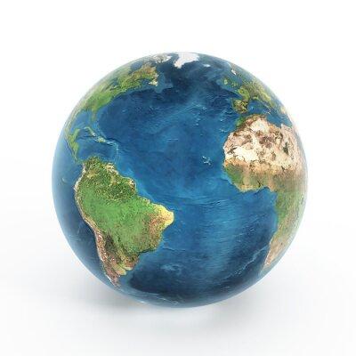 Fototapeta Ziemi samodzielnie