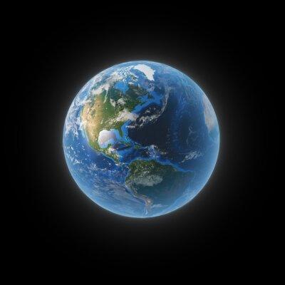 Ziemia z przestrzeni kosmicznej