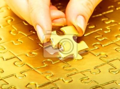 złote pazles