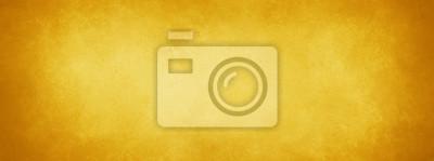 Fototapeta złotym tle z rocznika tekstury, żółtym tle z brązowym granicy starego papieru lub pergaminu żółty