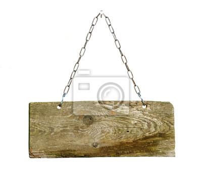 Znak drewna