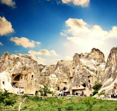 Fototapeta Zobacz Kapadocji