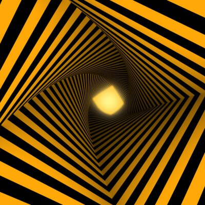 Fototapeta żółte i czarne tło