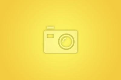 Fototapeta Żółte tło gradientu.