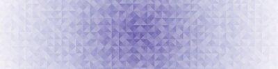 Naklejka Abstract Delaunay Voronoi trianglify Generative Art background illustration