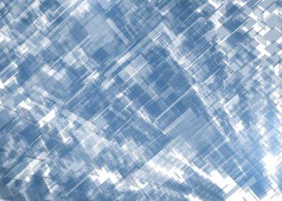 Naklejka Abstract glass wallpaper