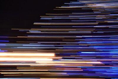 Naklejka Abstrakcyjne linie tła