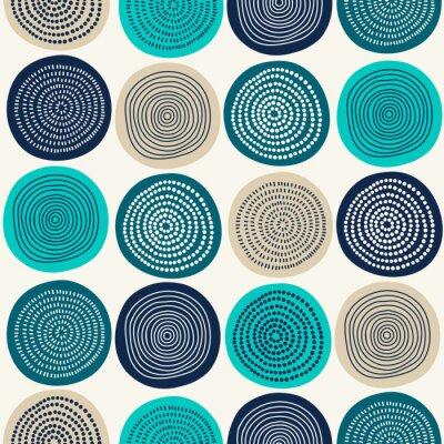 Naklejka Abstrakcyjny wzór