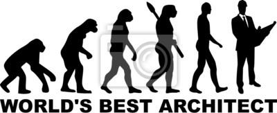 Architekt Architektura Evolution