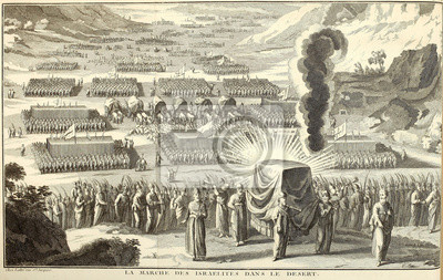 Naklejka Ark of the Covenant