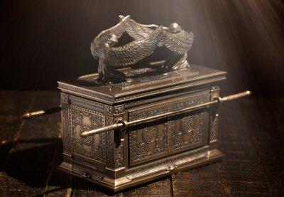 Naklejka Ark of the Covenant  in Dramatic Sunlight