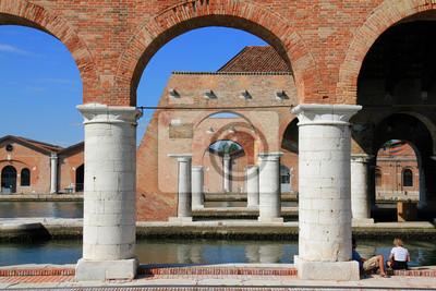 Naklejka Arsenale di Venezia