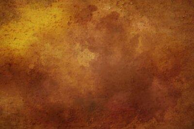 Naklejka Autumn texture in orange and brown colors