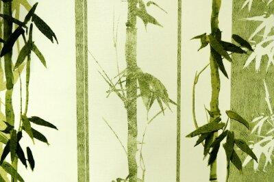 Naklejka Bambus / tekstury