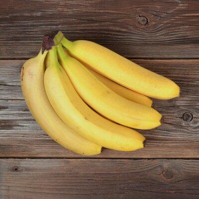 Naklejka Banany na desce
