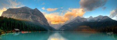 Naklejka Banff National Park Panorama