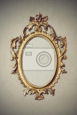 Barokowa ramka na zdjęcia