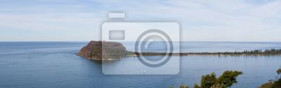 Naklejka Barrenjoey cypel - panoramiczny