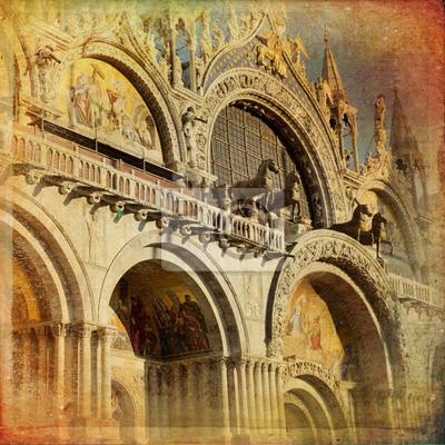 Bazylika Świętego Marka - Wenecja