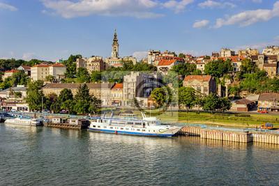 Naklejka Belgrad