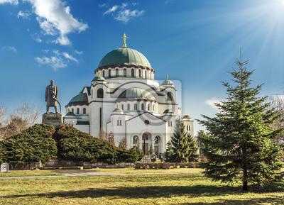 Naklejka Belgrad (Beograd)