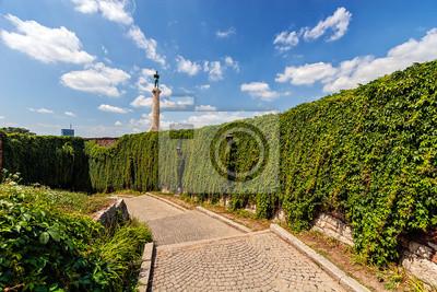 Belgrad park i twierdza Kalemegdan