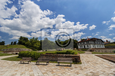 Belgrad twierdzy i muzeum