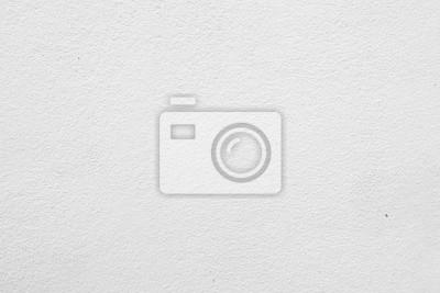 Naklejka biały betonowy mur