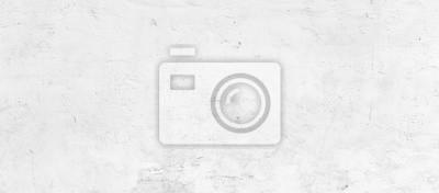 Naklejka Biały otynkowany ścienny tło