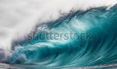 Naklejka Big Blue