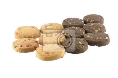 Naklejka Black and White Cookies