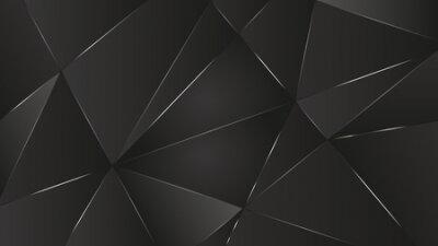 Naklejka black ground abstract vector graphic light wallpaper concept
