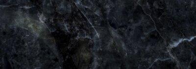 Naklejka black marble texture
