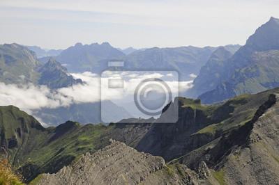 Blick vom Druesberg nach Osten