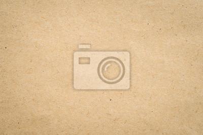 Naklejka bliska kraft brązowy papier tekstury i tła.