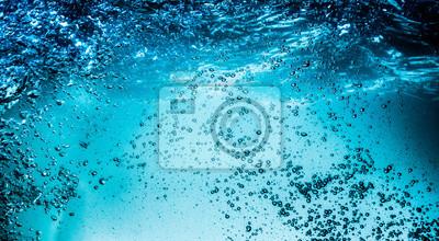 Naklejka Bliska wody